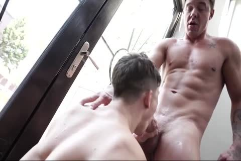 College boys get Dared To insert A dick